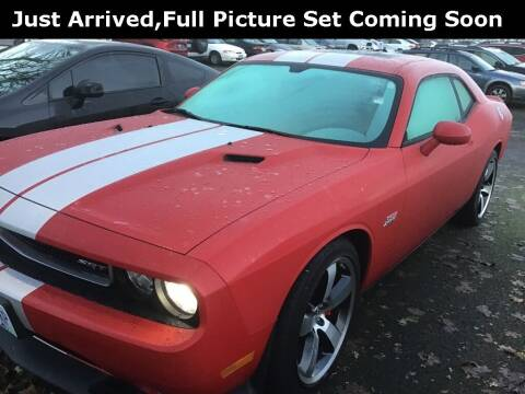 2012 Dodge Challenger for sale at Royal Moore Custom Finance in Hillsboro OR