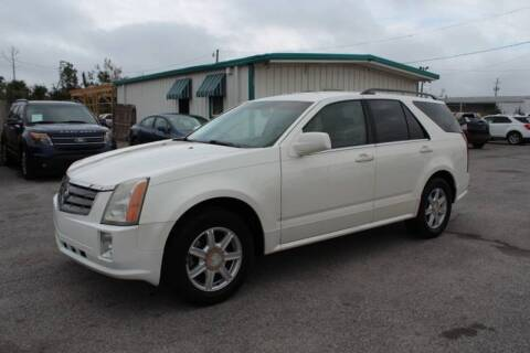 2005 Cadillac SRX for sale at Jamrock Auto Sales of Panama City in Panama City FL