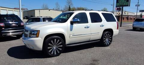 2011 Chevrolet Tahoe for sale at CHILI MOTORS in Mayfield KY