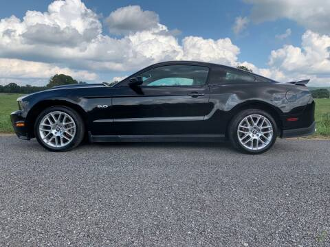 2011 Ford Mustang for sale at Tennessee Valley Wholesale Autos LLC in Huntsville AL