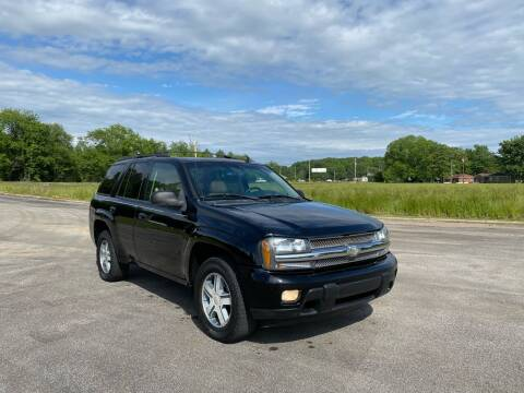 2006 Chevrolet TrailBlazer for sale at Tennessee Valley Wholesale Autos LLC in Huntsville AL