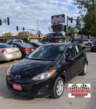 2013 Mazda MAZDA2 for sale at Corridor Motors in Cedar Rapids IA