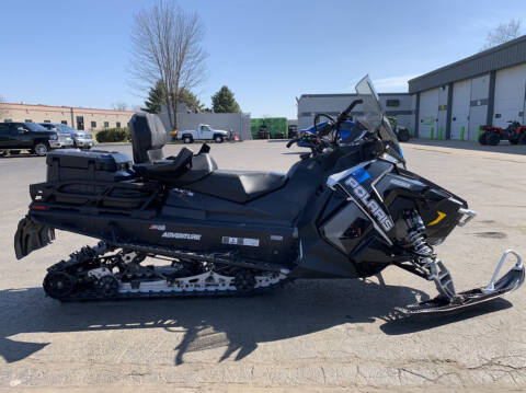 2018 Polaris 800 TITAN™ Adventure 155 for sale at Road Track and Trail in Big Bend WI