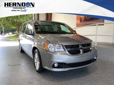 2019 Dodge Grand Caravan for sale at Herndon Chevrolet in Lexington SC