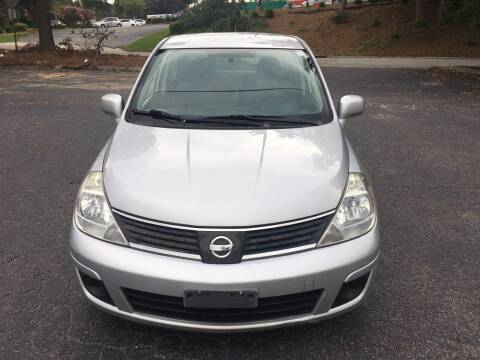 2009 Nissan Versa for sale at Alfa Auto Sales in Raleigh NC