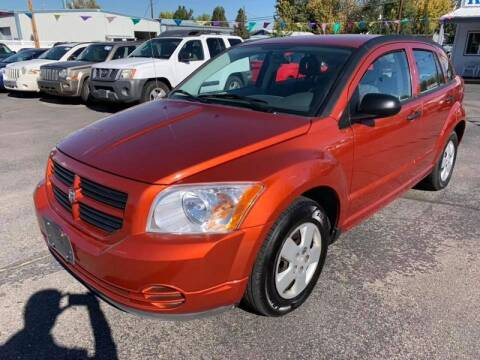 2007 Dodge Caliber for sale at RABI AUTO SALES LLC in Garden City ID