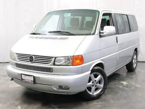 2003 Volkswagen EuroVan for sale at United Auto Exchange in Addison IL
