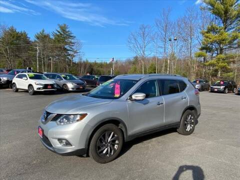 2016 Nissan Rogue for sale at North Berwick Auto Center in Berwick ME