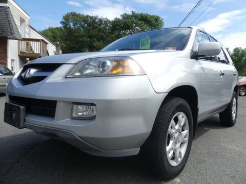 2004 Acura MDX for sale at P&D Sales in Rockaway NJ
