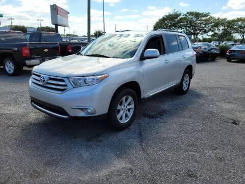 2013 Toyota Highlander for sale at International Auto Wholesalers in Virginia Beach VA
