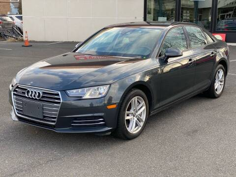2017 Audi A4 for sale at MAGIC AUTO SALES in Little Ferry NJ