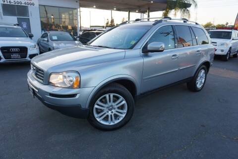2012 Volvo XC90 for sale at Industry Motors in Sacramento CA