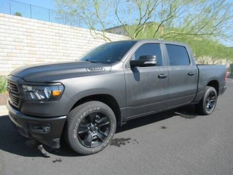 2020 RAM Ram Pickup 1500 for sale at Autos by Jeff Tempe in Tempe AZ