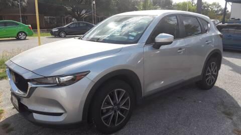 2018 Mazda CX-5 for sale at RICKY'S AUTOPLEX in San Antonio TX
