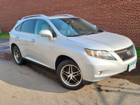 2011 Lexus RX 350 for sale at Minnesota Auto Sales in Golden Valley MN
