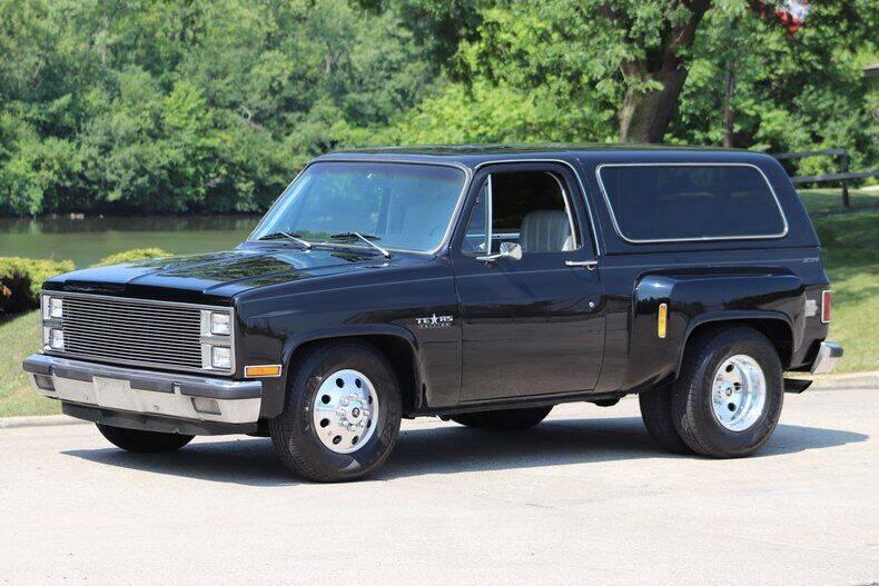 1982 Chevrolet Blazer for sale in Alsip, IL