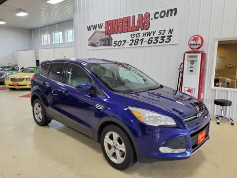 2014 Ford Escape for sale at Kinsellas Auto Sales in Rochester MN