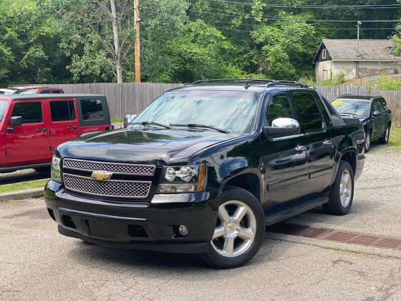 2008 Chevrolet Avalanche for sale at AMA Auto Sales LLC in Ringwood NJ