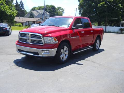 2011 RAM Ram Pickup 1500 for sale at Petillo Motors in Old Forge PA