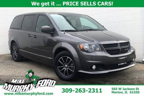 2017 Dodge Grand Caravan for sale at Mike Murphy Ford in Morton IL