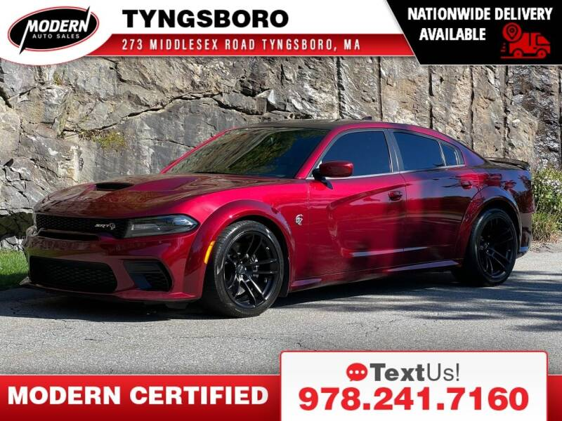 2020 Dodge Charger for sale at Modern Auto Sales in Tyngsboro MA