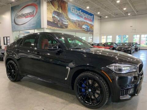 2019 BMW X6 M for sale at Godspeed Motors in Charlotte NC