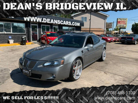 2008 Pontiac Grand Prix for sale at DEANSCARS.COM in Bridgeview IL