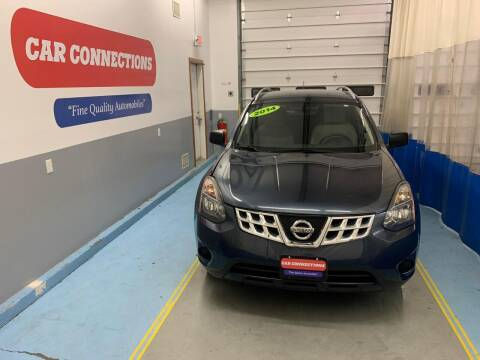 2014 Nissan Rogue Select for sale at CAR CONNECTIONS in Somerset MA