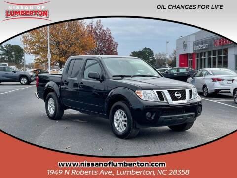 2019 Nissan Frontier for sale at Nissan of Lumberton in Lumberton NC