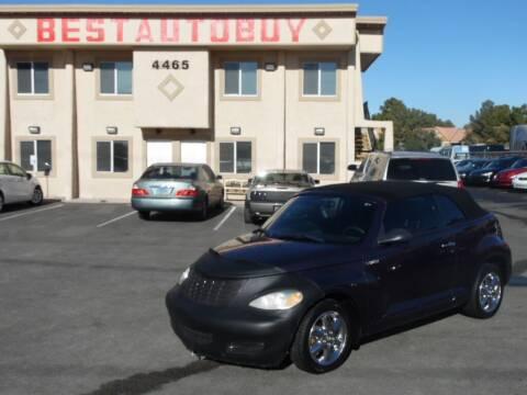 2005 Chrysler PT Cruiser for sale at Best Auto Buy in Las Vegas NV