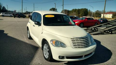 2008 Chrysler PT Cruiser for sale at Kelly & Kelly Supermarket of Cars in Fayetteville NC