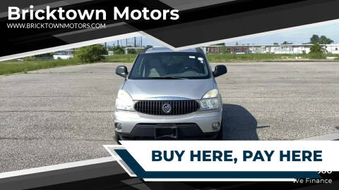 2007 Buick Rendezvous for sale at Bricktown Motors in Brick NJ