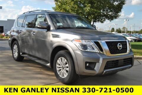 2020 Nissan Armada for sale at Ken Ganley Nissan in Medina OH