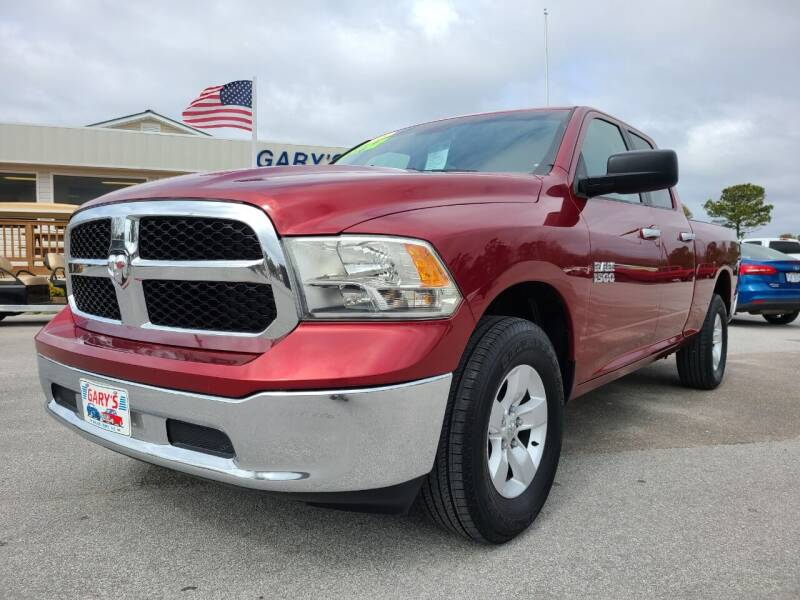 2015 RAM Ram Pickup 1500 for sale at Gary's Auto Sales in Sneads NC