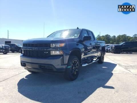 2019 Chevrolet Silverado 1500 for sale at Hardy Auto Resales in Dallas GA