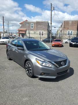 2018 Nissan Altima for sale at Key and V Auto Sales in Philadelphia PA