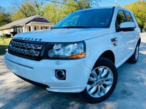 2015 Land Rover LR2 for sale at Cobb Luxury Cars in Marietta GA