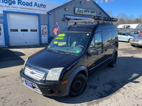 2011 Ford Transit Connect for sale at Bridge Road Auto in Salisbury MA