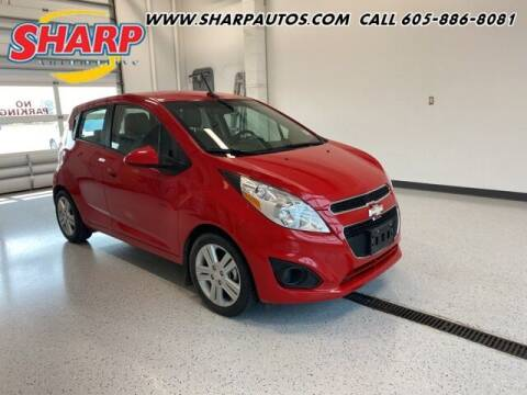 2014 Chevrolet Spark for sale at Sharp Automotive in Watertown SD