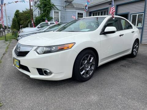 2011 Acura TSX for sale at JK & Sons Auto Sales in Westport MA