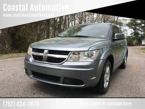 2009 Dodge Journey for sale at Coastal Automotive in Virginia Beach VA