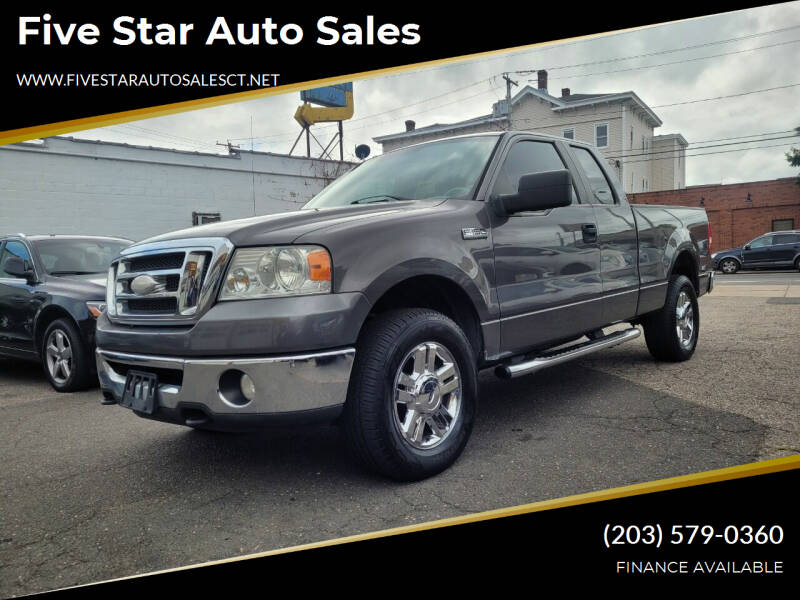 2008 Ford F-150 for sale in Bridgeport, CT