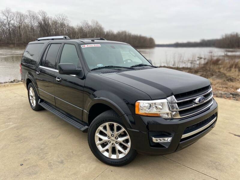2017 Ford Expedition EL for sale at D3 Auto Sales in Des Arc AR