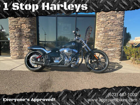 2016 Harley-Davidson FXSB BREAKOUT for sale at 1 Stop Harleys in Peoria AZ