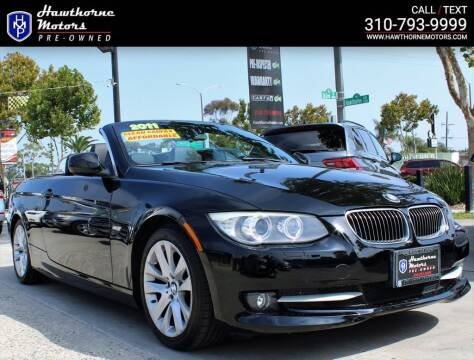 2011 BMW 3 Series for sale at Hawthorne Motors Pre-Owned in Lawndale CA