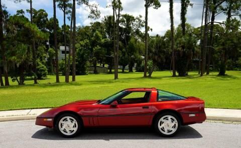1988 Chevrolet Corvette for sale at P J'S AUTO WORLD-CLASSICS in Clearwater FL