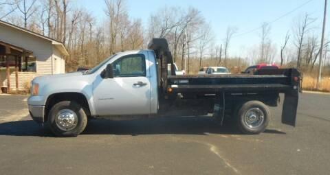 2013 GMC Sierra 3500HD CC for sale at KNOBEL AUTO SALES, LLC in Brookland AR