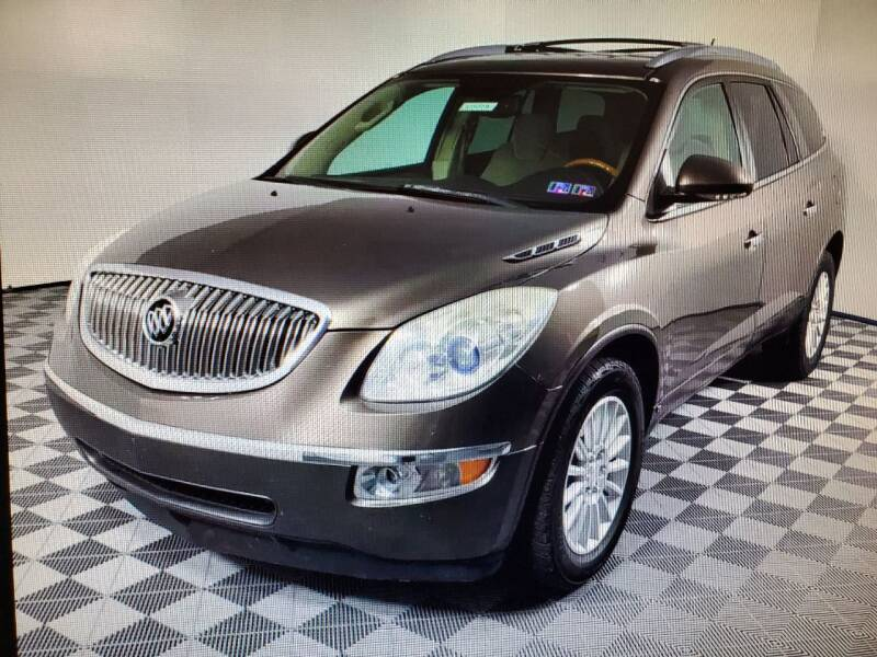 2010 Buick Enclave for sale at T & R Adventure Auto in Buffalo NY