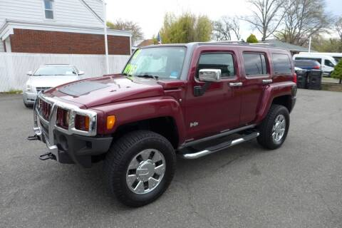 2007 HUMMER H3 for sale at FBN Auto Sales & Service in Highland Park NJ