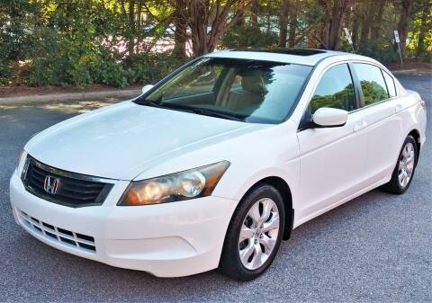 2010 Honda Accord for sale at Weaver Motorsports Inc in Cary NC